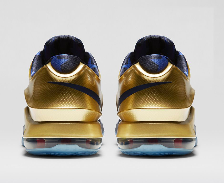 cheap for discount 8c5c8 b2f99 Nike KD 7 Gold Medal Release Date 706858-476 (7)