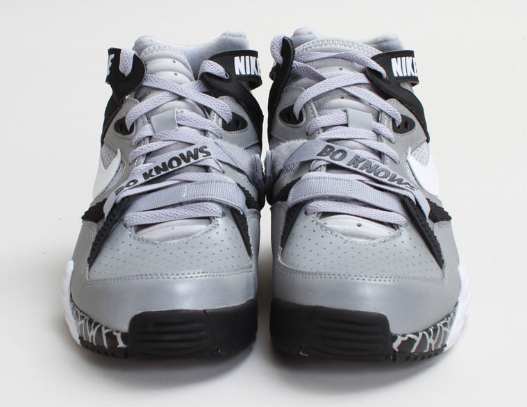 Nike Air Trainer '91 QS NFL Raiders / Bo Knows (2)