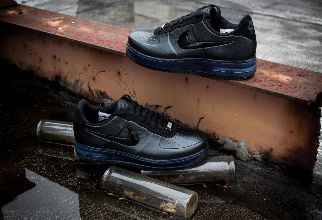 online retailer cd0b4 e4484 Nike Air Force 1 Foamposite Pro Low - Black Snake | Sole ...