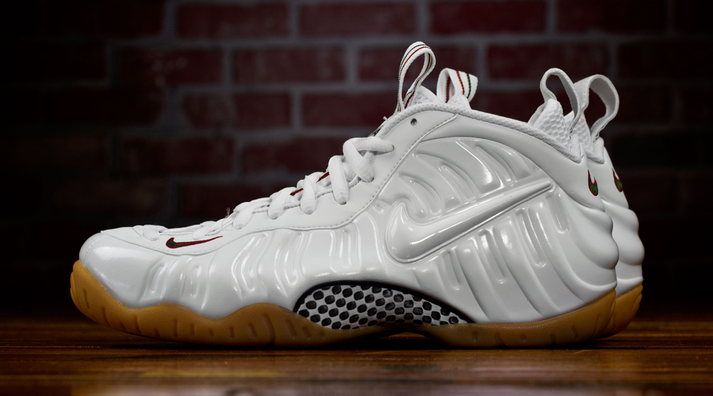 best authentic 3bfbf b9f3e Here s a Look At the  Winter White  Nike Air Foamposite Pro On-Foot   Sole  Collector