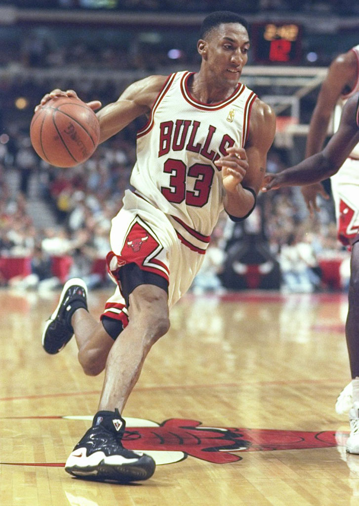 The 10 Best Chicago Bulls Sneakers That Aren't Air Jordans: Nike Air Pippen 1 (2)