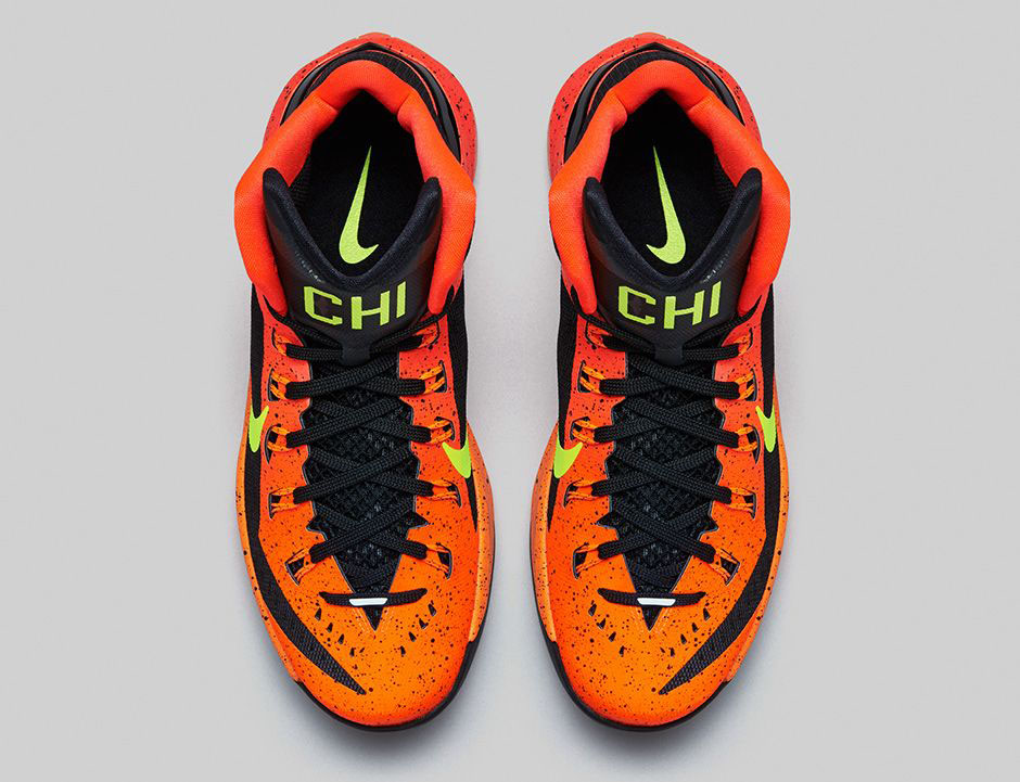 new products 7e55f e3ba0 Nike Hyperdunk 2014 City Pack - Chicago (3)