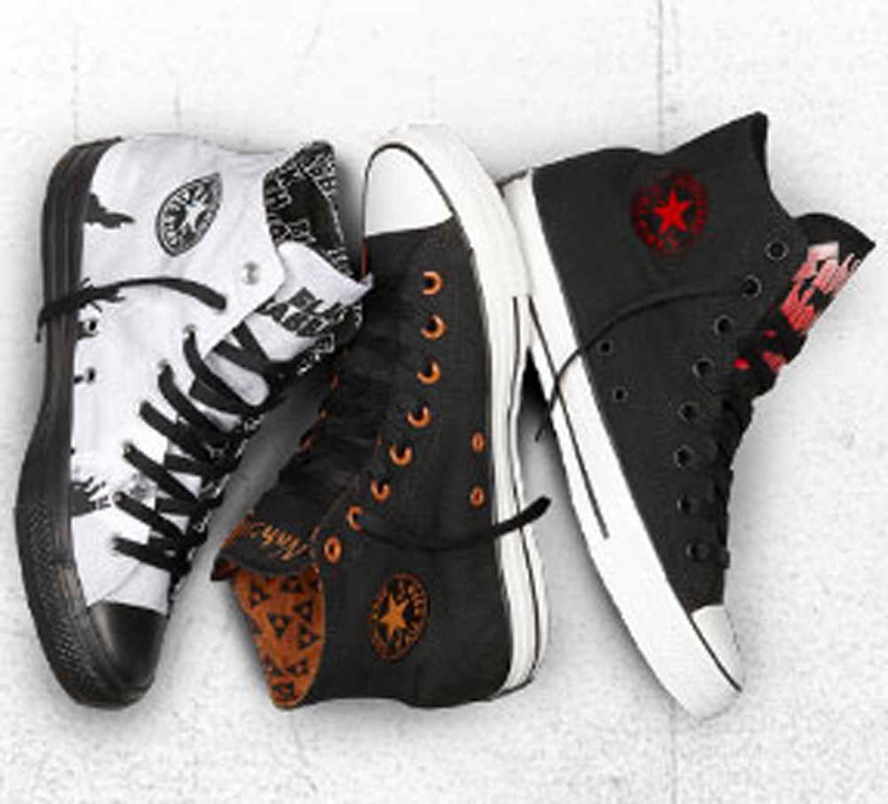 1e46dff56b362c Black Sabbath x Converse Chuck Taylor All Star Collection