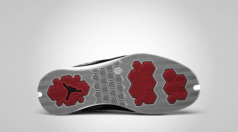 8ec9f1b0bda891 Jordan CP 2 Quick Black Cement Varsity Red 467821-006