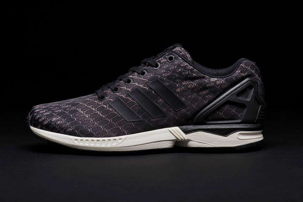 adidas Originals ZX Flux Pattern Pack Exclusive for Sneakersnstuff - Snakeskin (2)