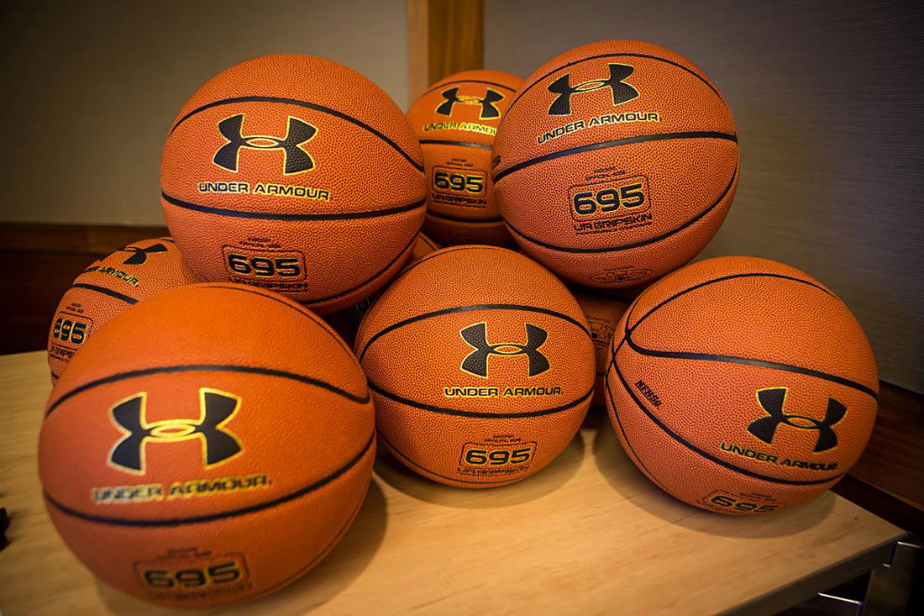 Raymond Felton Visits Under Armour Campus & Brandhouse (6)