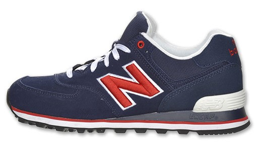 new balance 574 green red sox