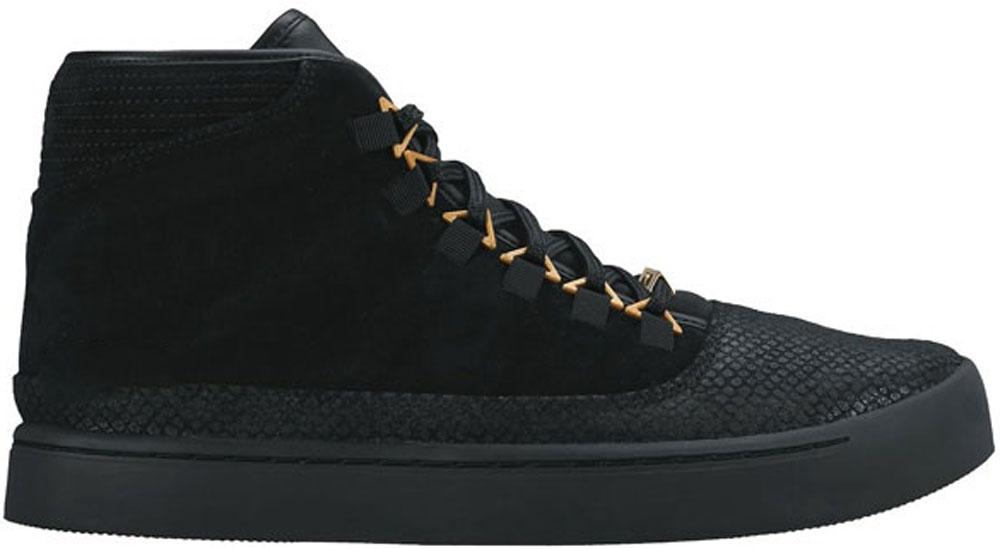 Jordan Westbrook 0 Black/Metallic Gold-White