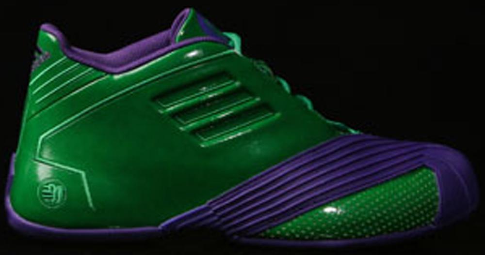 adidas T-Mac 1 Green/Purple