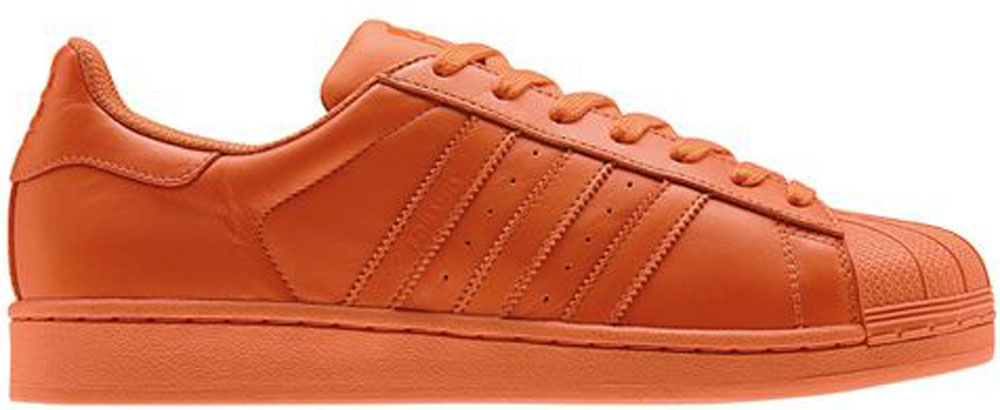 adidas Superstar Nomad Orange/Nomad Orange-Nomad Orange