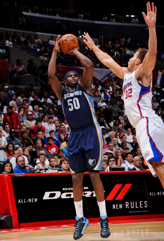 Nike Air Max Hyperguard Up Zach Randolph Away PE (5)