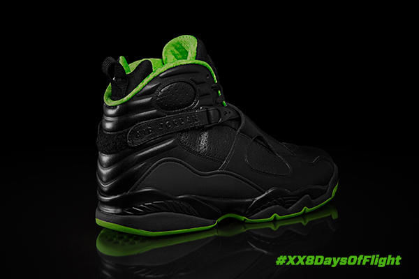 Jordan Brand XX8 Days of Flight // Air Jordan VIII 8 (2)