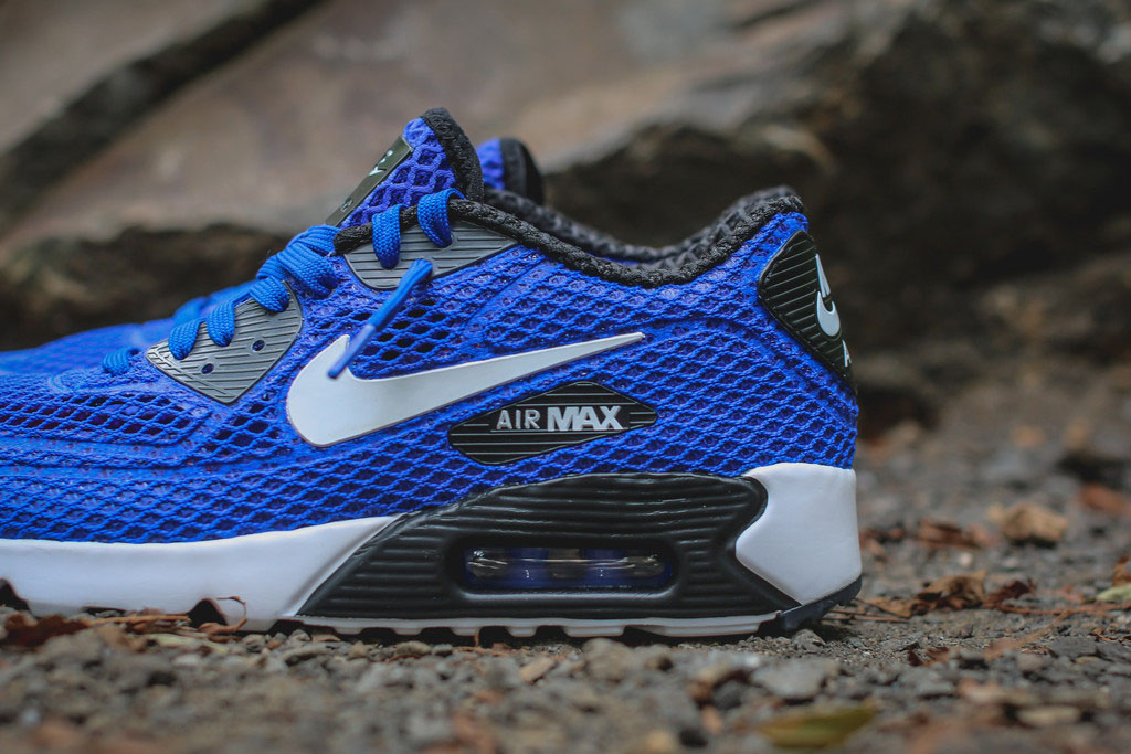 Nike Air Max 90 Ultra Breeze Royal (2)
