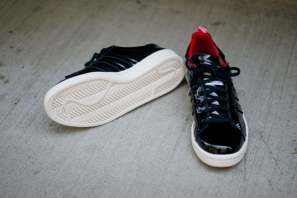 the best attitude e7d41 1ea64 The Bedwin x adidas Originals Campus 80s is available now at KithNYC.