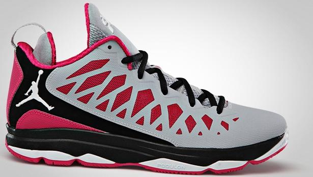 Jordan CP3.VI Wolf Grey/Vivid Pink-Black-White