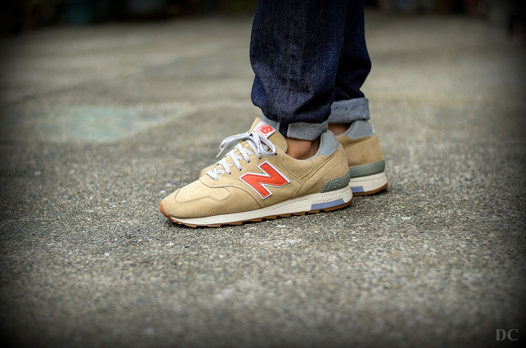 denniscu in the 'Cork' J. Crew x New Balance 1400