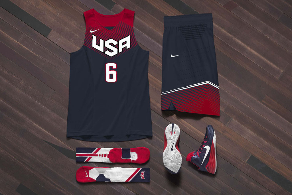 Team Basketball Uniform 114
