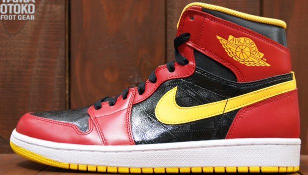 Air Jordan 1 Retro High OG Highlight Reel Atlanta Hawks