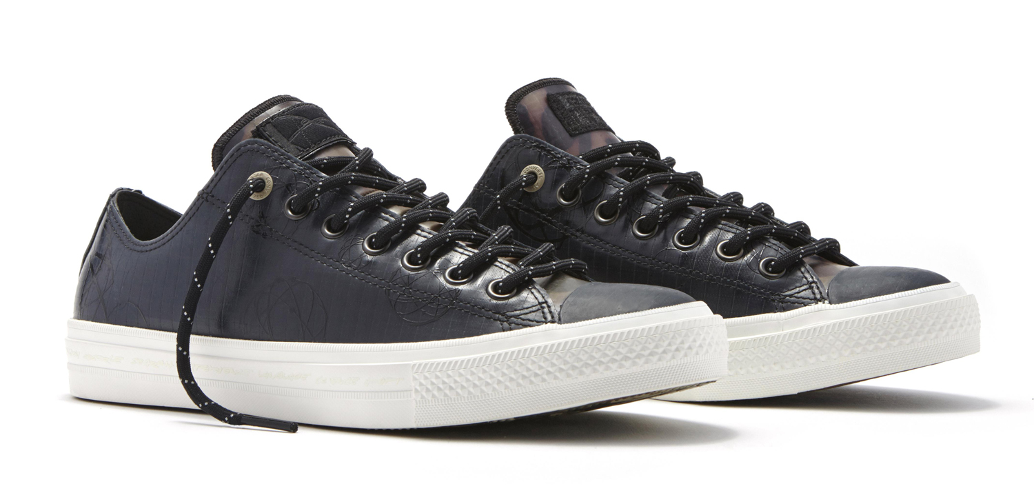 a5cef4731c3c Converse Gets With a Graffiti Legend for First Chuck Taylor 2 Collab ...