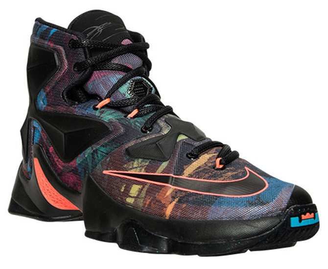 ef4d23c57018 Here s an Official Look at the  Akronite Philosophy  Nike LeBron 13 ...