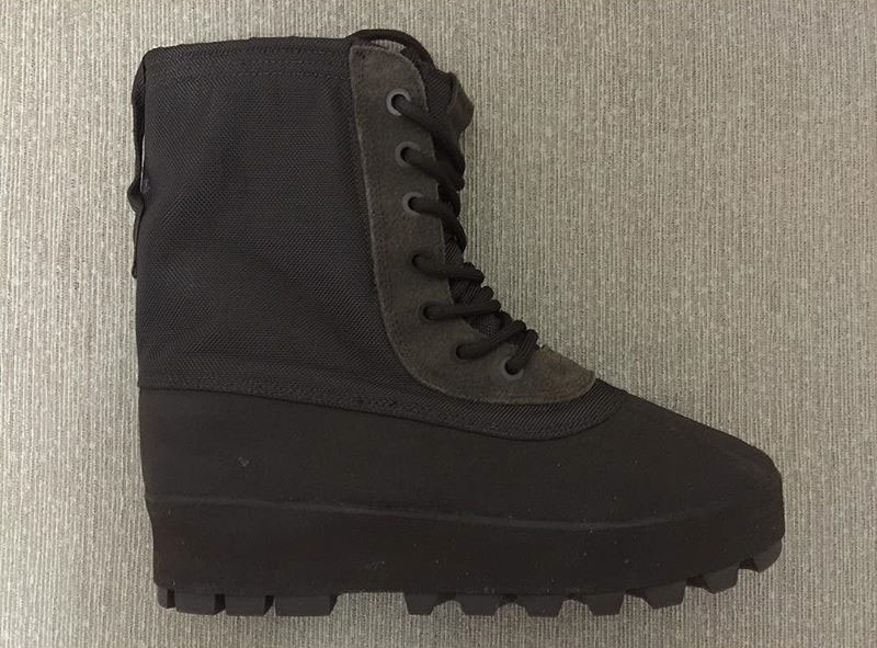 adidas Yeezy 950 Boot Chocolate AQ4830