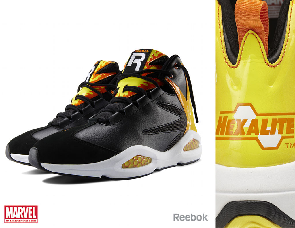 Marvel x Reebok Collection - Chamber Blast
