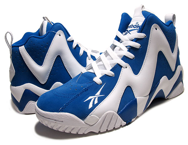 Reebok Kamikaze II Team Pack White Royal