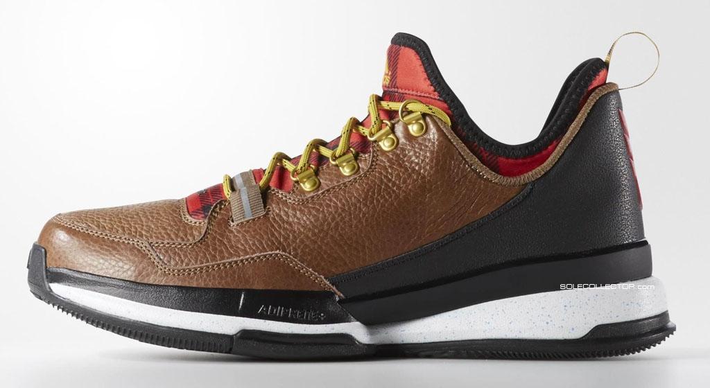 pretty nice aa58d 1653b adidas D Lillard 1 Work Boot (1)