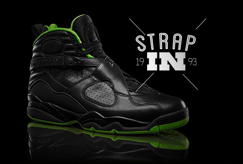 Jordan Brand XX8 Days of Flight // Air Jordan VIII 8 (1)