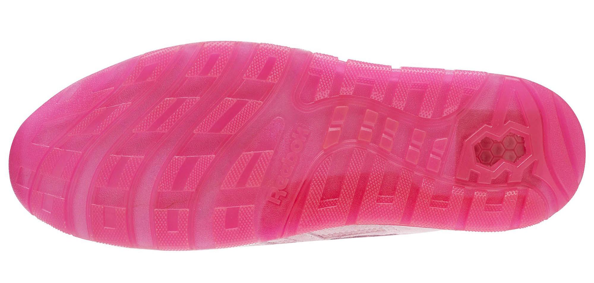 Camron Reebok Ventilator Pink Fleebok Sole