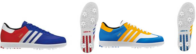 adidas samba limited edition golf shoes