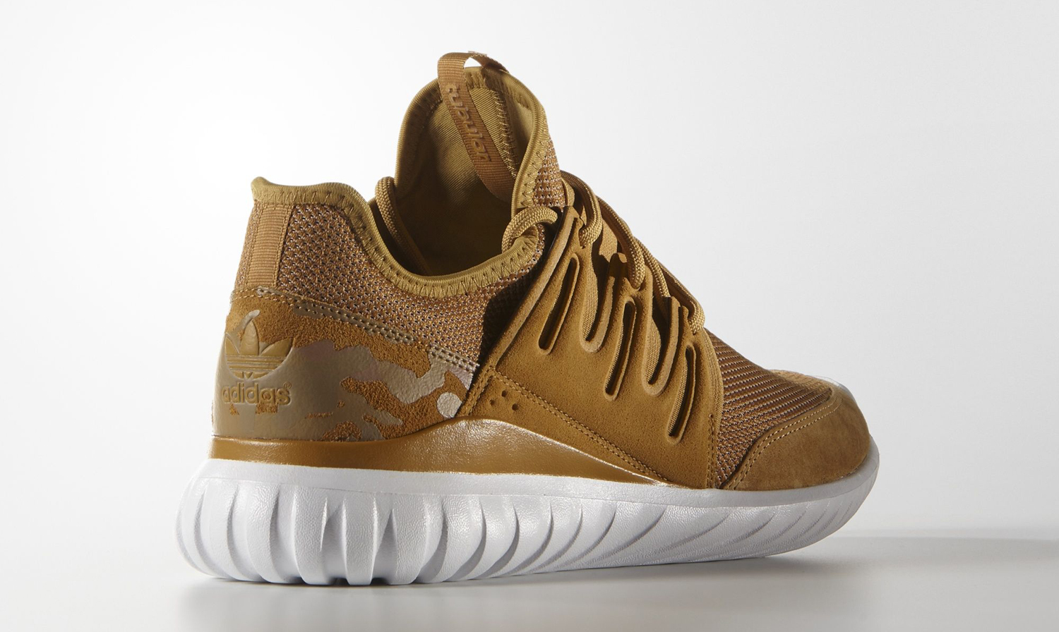 Adidas Tubular Wheat Color