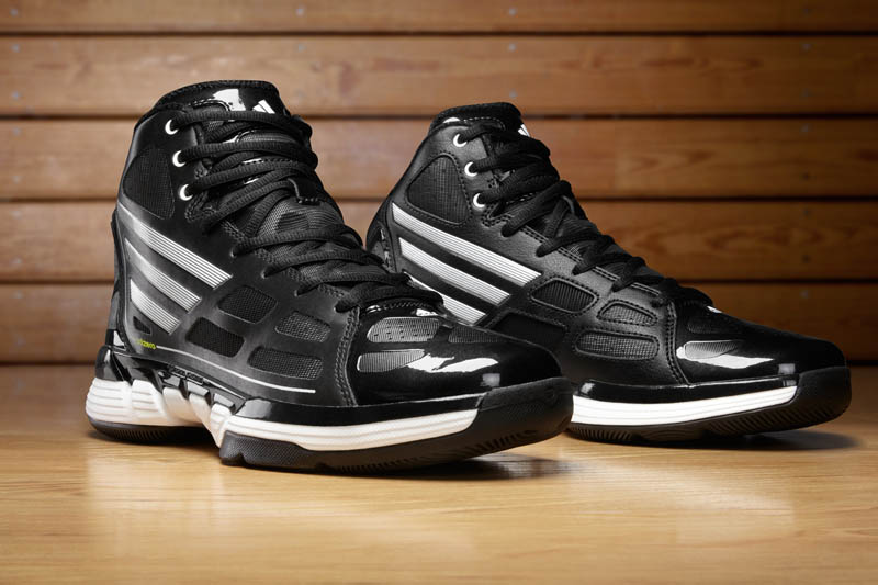 huge selection of biggest discount sports shoes Atlanta Hawks Forward Josh Smith Live adidas adiZero Ghost ...