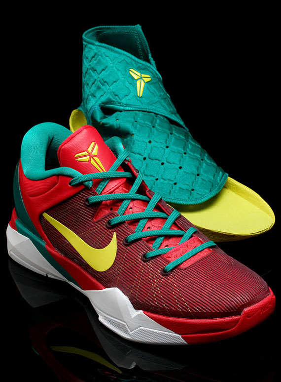 classic fit 1b997 8281a Kobe 7 Elite Year Of Dragon Red