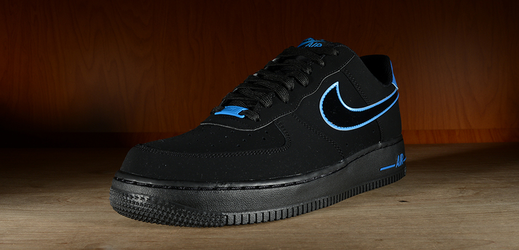 The black photo blue Air Force 1 Low hits nike.com as well as select Nike  Sportswear retailers on Saturday ce011fc301