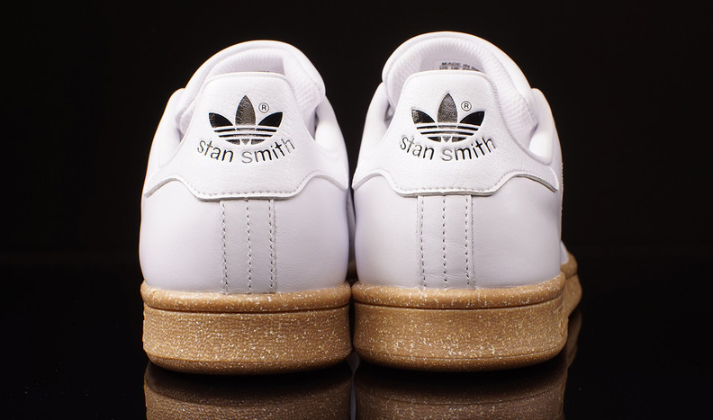 Adidas Stan Smith Brown Sole