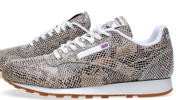 Crooked Tongues x Reebok Classic Leather Lux Wannabes