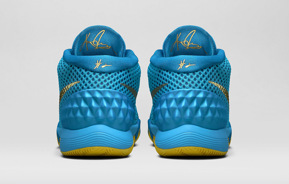 Nike Kyrie 1 GS Voltage Yellow Photo Blue - Sneaker Bar ...  Kyrie 1 Blue And Yellow