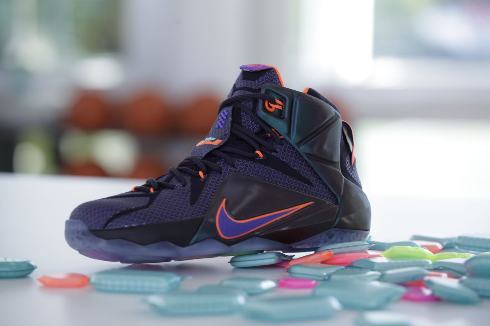 buy popular 135b5 22f19 Everything You Should Know About the Nike LeBron 12