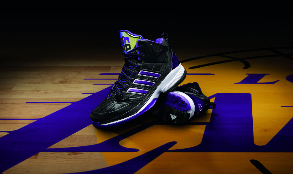 adidas & Dwight Howard Launch The D Howard Light | Sole