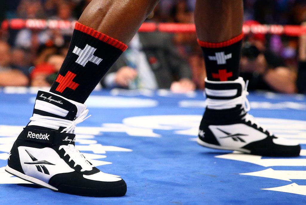 Reebok Boxing Shoes Floyd Mayweather