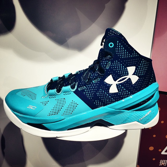 Under Armour Curry Two 2 Father to Son (1)