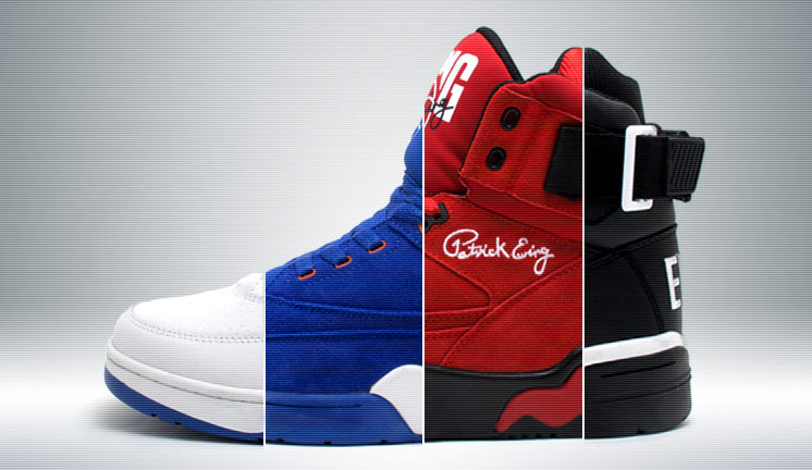 Ewing Athletics 33 Hi Retro Group
