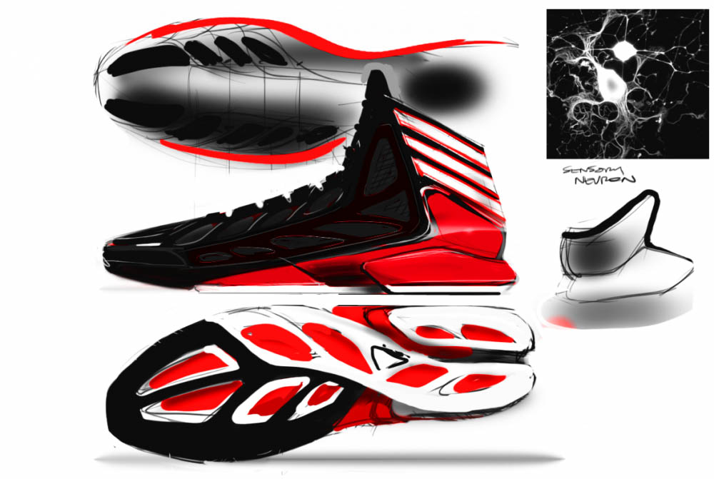 adidas adiZero Crazy Light 2 Sketch (16)
