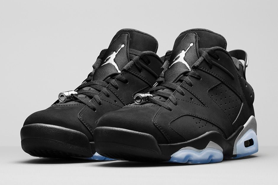 the best attitude fc505 f6d66 The Air Jordan 6 Low Returns This Weekend