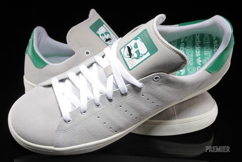 online store 0308e 4154a adidas Skateboarding Stan Smith Vulc | Sole Collector