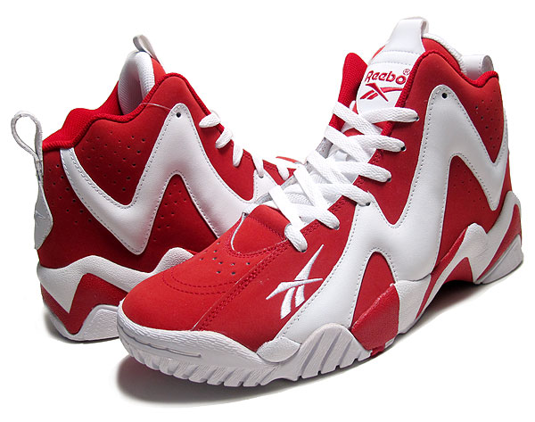 Reebok Kamikaze II Team Pack White Red