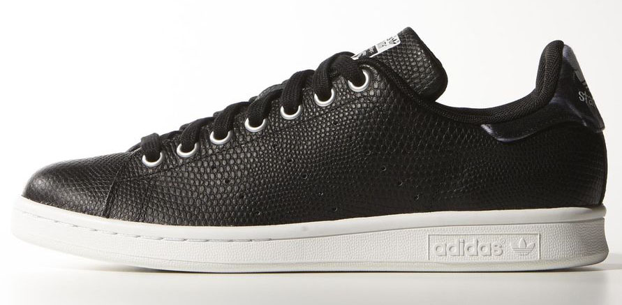 adidas stan smith zwart kind