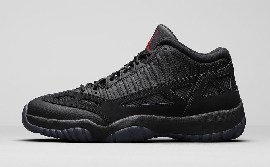 The \'Referee\' Air Jordan 11 Low IE Release Is Finally Near | Sole