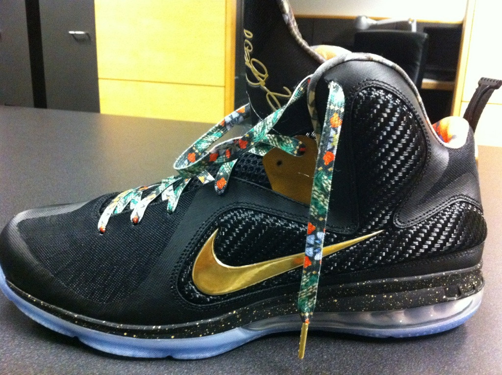 Nike LeBron 9 - Watch The Throne | Sole Collector